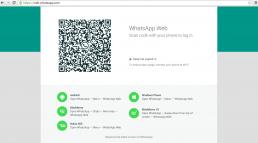 web whatsapp herramienta