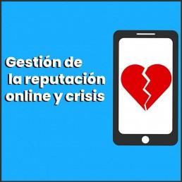 Formación en gestión de la reputación online, crisis y comunicación