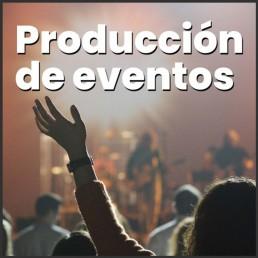 Formación en producción de eventos para gestores de entidades públicas
